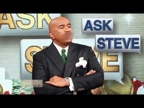 Ask Steve: Miss Universe Fail…again! || STEVE HARVEY
