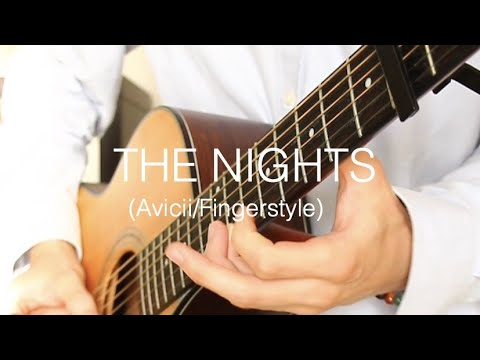 The Nights - Avicii - (Acoustic Fingerstyle Cover)