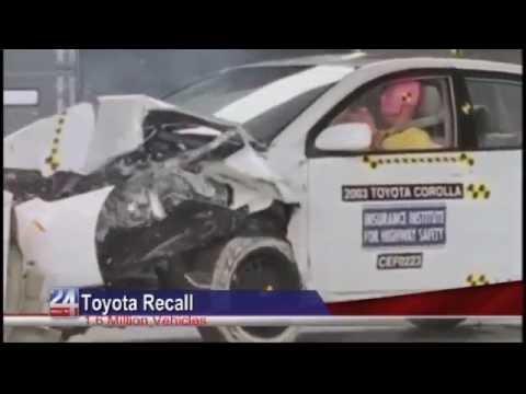 Toyota Recalls 1