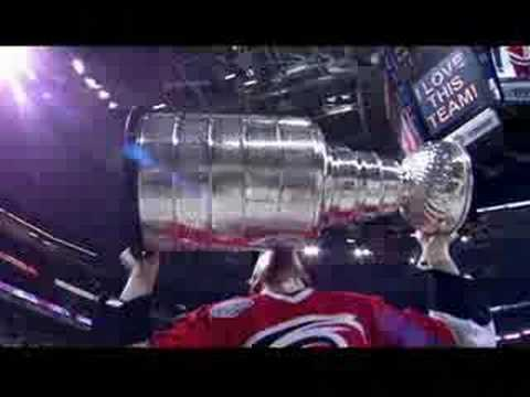 """Cup Raise"" - 2008 Stanley Cup Final TV Spot"