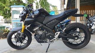 All New Yamaha MT15 Black