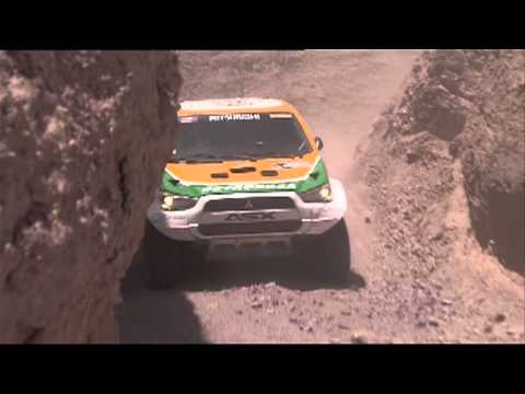 Rally Dakar 2013 - Sexta etapa :: Equipe Mitsubishi Petrobras,competicin