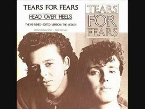 Tears For Fears - Head Over Heels (HQ Video)