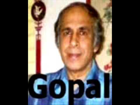 Mere Saajan Hain Us PaarOre Majhi sung by Dr V S Gopalakrishnan...