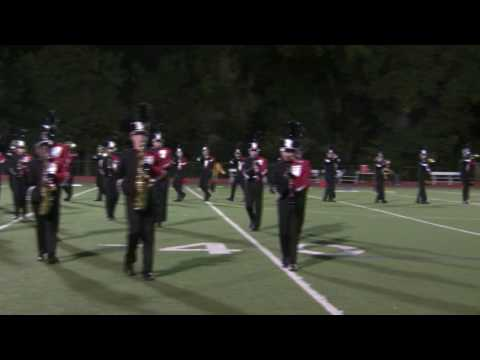 Heritage High School Marching Band of Littleton, Colorado Half-Time Show from October 10, 2009