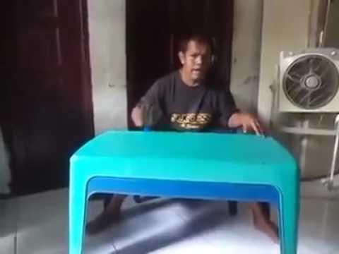 DJ Keren .. Nge BEAT BOX... ( Good Disbilities DJ Without Machine: BEAT BOX)