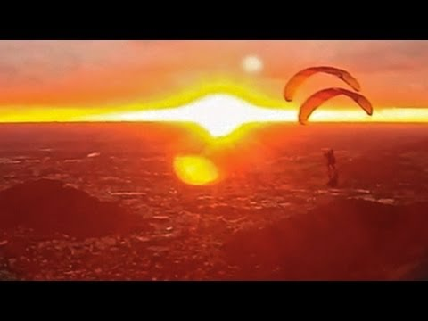 Awake )( - Freestyle Paragliding