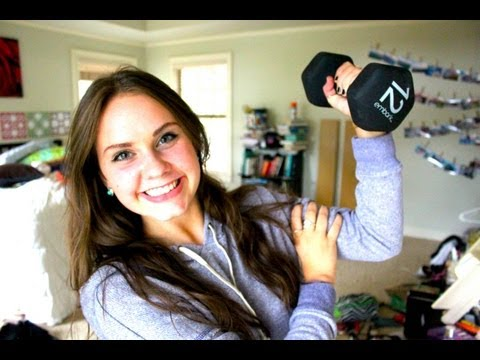 How I Stay Fit and Healthy! (My Diet and Exercise Routine)