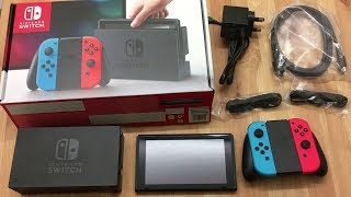 Nintendo Switch Unboxing in 2019??