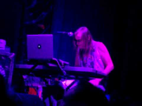Hawkwind, Down Through the Night @ the Leamington spa Assembley Rooms. 2011.