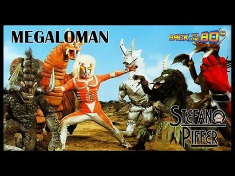 Cartoni Animati - Megaloman