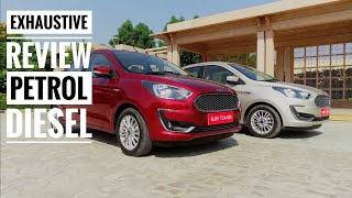 New 2018 Ford Aspire Facelift Exhaustive Review | Every Question Answered | Motoroids
