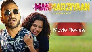 Manmarziyan Review | Honest | Concise | No Spoilers | Jmanshouts