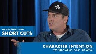 Rainn Wilson - Short Cuts (1/3)   DePaul VAS
