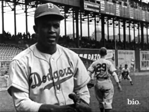 jackie robinson biographical essay Fifty years ago, jackie roosevelt robinson became the first black player to play i.