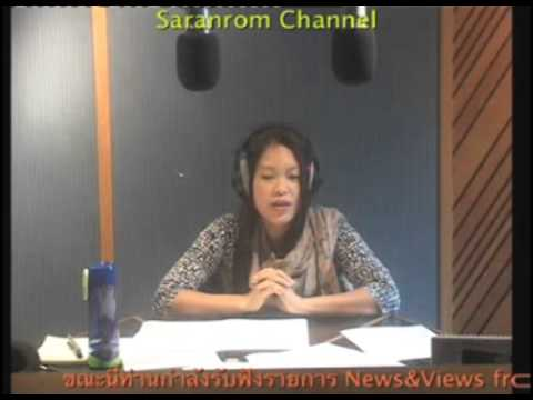 saranrom radio AM1575 kHz: News & Views from Bangkok [05-10-2558]