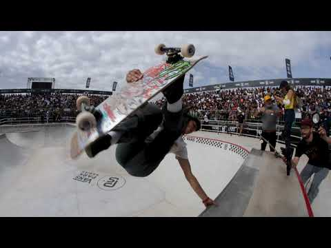 Women's Highlights | Sao Paulo, Brazil | 2018 Vans Park Series