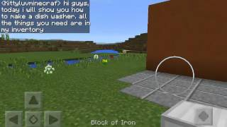 Download Lagu How to make a dish washer in minecraft Gratis STAFABAND