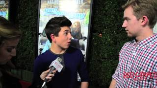 Bradley Steven Perry & Jason Dolley at the #BadHairDay Premiere #DisneyChannelPR