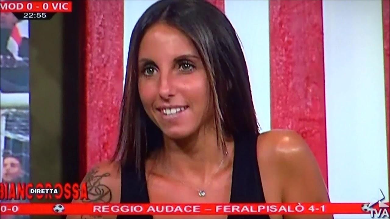 Sara Pinna Jessica Franceschetti Diretta Biancorossa  Youtube