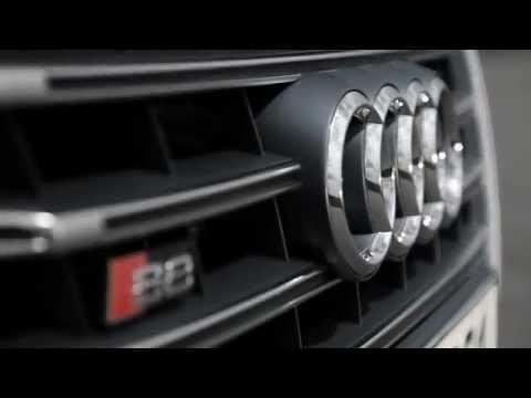 2013 Audi S8 - промо