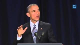 President Barack Obama on Faith Based Humanitarian Aid Including Sikhs