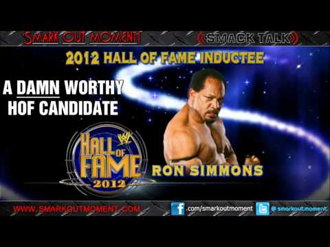 ST 17 (3) - Ron Simmons Hall of Fame Induction