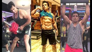Bollywood Actor Sonu Sood Workout Video