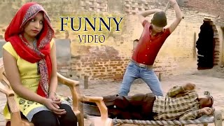New Whatsapp Funny Video  Desi Comedy Scenes  Hind