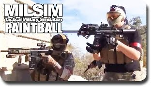 Magfed Paintball ► Dual Perspective Assault (Live Action)
