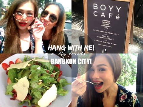 HANG WITH ME! Good Eats in BANGKOK City (Khao San Road, Nightlife, Restaurants & Bars)