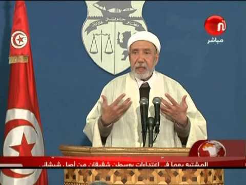 image vid�o  مفتي الجمهورية: الجهاد في سوريا ليس جهادا