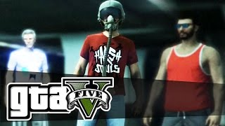 Grand Theft Auto 5 Online PC Gameplay - Episode 2 - Capture the Bag (GTA 5)