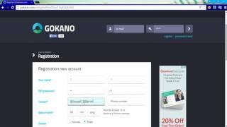 Hack da GOKANO 3000GN Atualizado 2016 FUNCIONA MESMO BUG