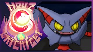 How & Where to catch/get: Evolve Gligar into Gliscor in Pokemon X and Y