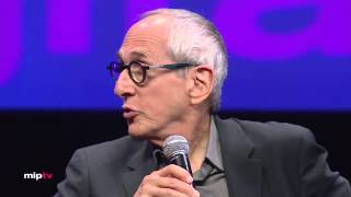 Keynote: Ze Frank, Buzzfeed & producer Michael Shamberg - MIP Digital Fronts 2015