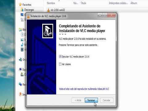 Descargar VLC MEDIA PLAYER Ultima Version 2013
