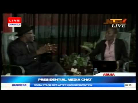 Shettima's Statement On Insurgency Is Unfortunate-- Jonathan