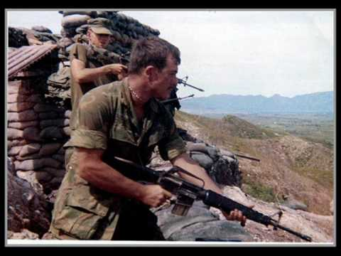 Unknown Soldier by The Doors - Vietnam War Music Video