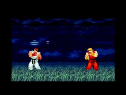 Street Fighter Alpha 2 Review (SNES Version)