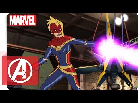 Avengers - Secret Wars: Captain Marvel   Marvel HQ Deutschland