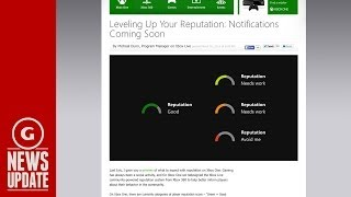 Microsoft will soon penalize Xbox One players for bad behavior - GameSpot News Update