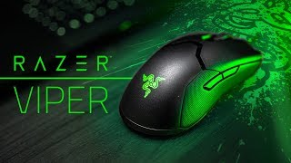 Razer Viper Review - Their Best Gaming Mouse Yet?