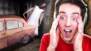 I HIT GRANNY WITH HER CAR!!