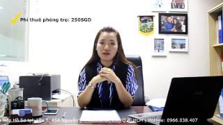 Chi phí sinh hoạt khi làm việc tại Singapore