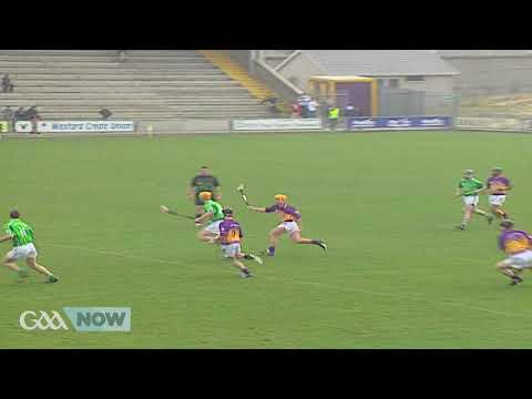 GAANOW Rewind: Wexford V Limerick 2005 R4 Allianz Hurling League