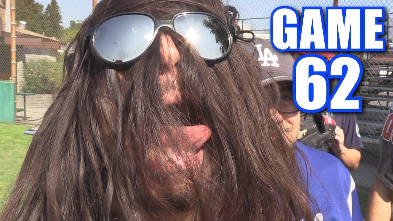 LONG HAIR, LONG SOCKS, LONG BALL!   On-Season Softball Series   Game 62