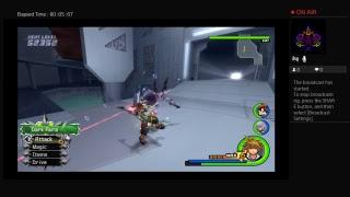 Kingdom hearts 2 game play  # go team light yagami