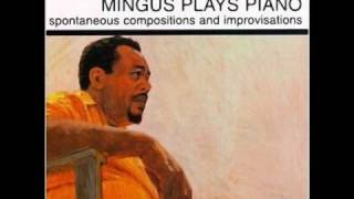 Charles Mingus - Memories of you