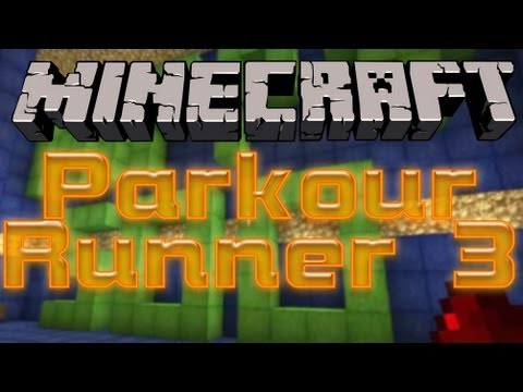 Let's Play Minecraft Adventure-Maps [Deutsch] [HD] - Parkour Runner #3